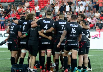 Oyonnax Rugby - Cagnotte solidaire
